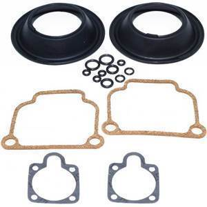 Kit revisione carburatore Bing CV 40 per BMW completo