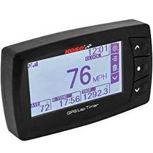 Electronic multifunction gauge Koso GPS Lap Timer