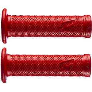 Coppia manopole Ariete Aries chiuse rosso