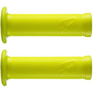 Coppia manopole Ariete Aries chiuse giallo