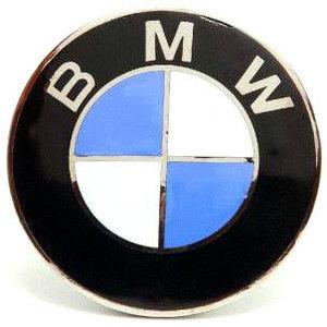 Emblema serbatoio per BMW R Boxer 2V 70mm smaltato autoadesivo