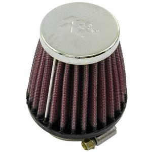 Filtro a trombetta 62x152mm conico K&N