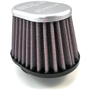 Filtro a trombetta 38x86mm DNA conico ovale XV-CNC