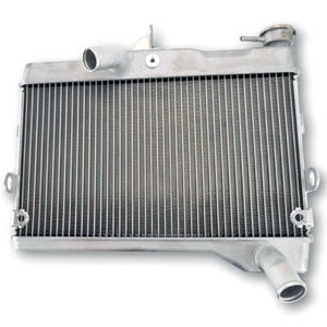 Engine cooler Yamaha MT-07 -'16 water