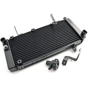 Engine cooler Suzuki SV 1000 S water black