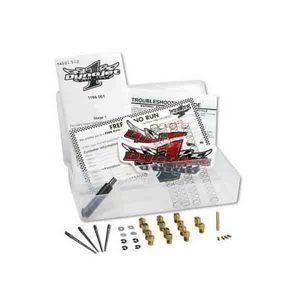 Carburetor tuning kit Yamaha FZR 1000 Genesis Exup Dynojet Stage 1 and 3