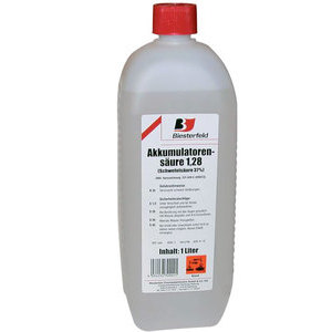 Acido batteria 1lt