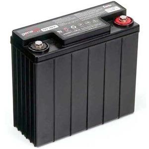 Batteria per Yamaha XV 750 Virago sigillata Genesis 12V-16Ah