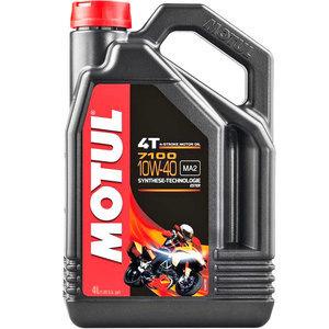 Olio motore 4T Motul 10W-40 7100 4lt