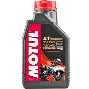 Olio motore 4T Motul 10W-40 7100 1lt