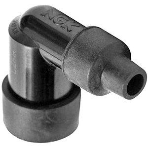 Cappuccio candela NGK LD05E 90° 10-12mm nero