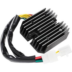 Regolatore di tensione per Honda VT 600 C Shadow batteria litio