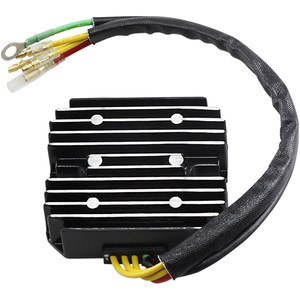 Regolatore di tensione per Suzuki GS 850 G batteria litio
