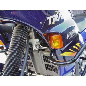 Paramotore per Honda XL 600 V Transalp -'00 SW-Motech nero