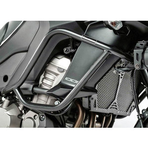 Paramotore per Kawasaki KLZ 1000 Versys '15-'18 SW-Motech nero