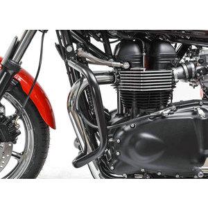 Paramotore per Triumph Bonneville 865 SW-Motech nero