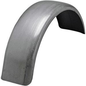 Parafango posteriore 250mm acciaio Paughco Flat