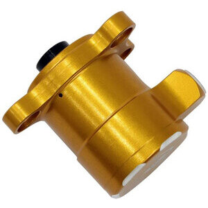 Attuatore frizione per Ducati 30mm anodizzato oro