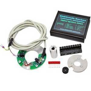 Centralina di accensione elettronica per BMW R Boxer 2V '78- Sachse uscita doppia