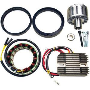 Statore per Moto Guzzi rotore Bosch completo