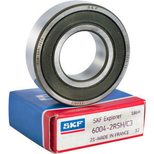 Wheel bearing 6204 2RSC3 SKF