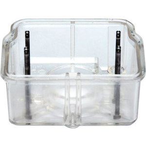 Carburetor float chamber Dell'Orto PHF, PHM and VHBT plastic transparent