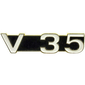 Emblema fianchetto per Moto Guzzi V 35
