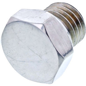 Bullone olio M12x1.5 inox