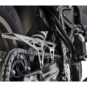 Chain guard BMW F 800 GS grey