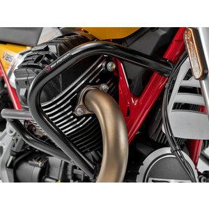 Paramotore per Moto Guzzi V 85 TT SW-Motech nero