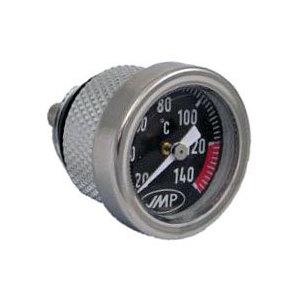 Engine oil thermometer Cagiva Raptor 1000 dial black