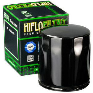 Oil filter Harley-Davidson V-Rod HiFlo black
