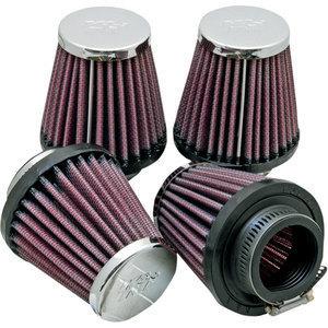 Pod filter Kawasaki Z 650 kit K&N conical