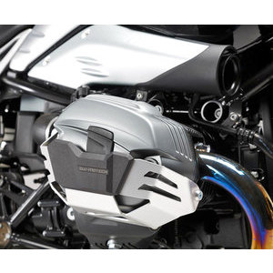 Crash bar BMW R 9T SW-Motech cylinder head cover black