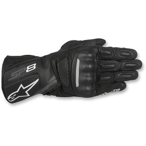 Guanti moto Alpinestar SP-8 Performance nero