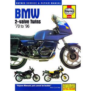Manuale di officina per BMW R Boxer 2V '70-'96