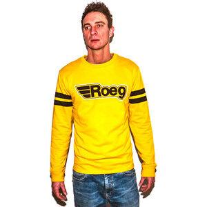 Felpa ROEG Ricky giallo