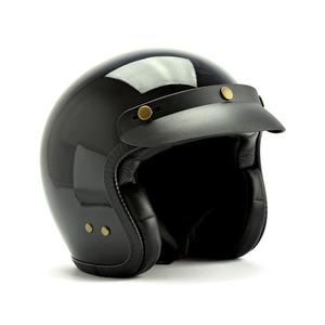 Casco moto aperto ROEG Jettson nero lucido