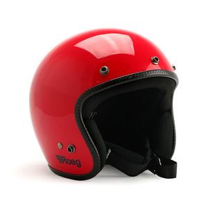 Casco moto aperto ROEG Jett rosso