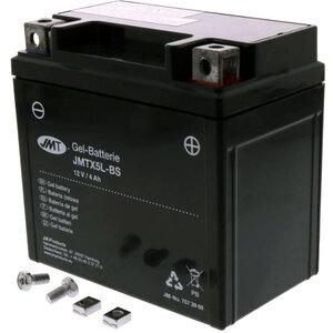 Batteria di accensione JMT YTX5L-BS 12V-4Ah