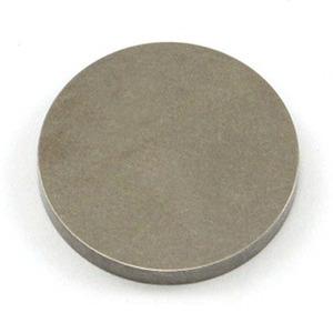Spessore registro valvola diametro 25mm spessore 2.20mm