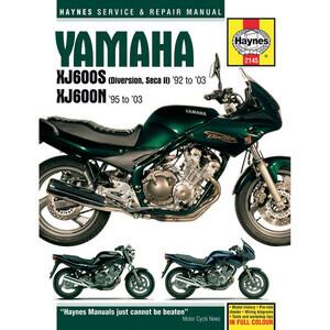 Manuale di officina per Yamaha XJ 900 S Diversion