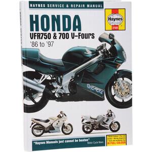 Manuale di officina per Honda VFR 750