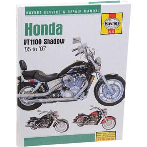 Manuale di officina per Honda VT 1100