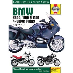 Manuale di officina per BMW R Boxer 4V -'06