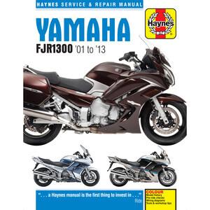 Manuale di officina per Yamaha FJR 1300