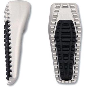 Footpeg LSL Ergonia grey pair