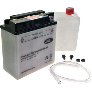 Batteria di accensione JMT 6N11A-1B 6V-11Ah