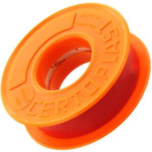 Nastro adesivo isolante 15mm 10mt Certoplast rosso
