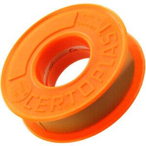 Nastro adesivo isolante 15mm 10mt Certoplast marrone